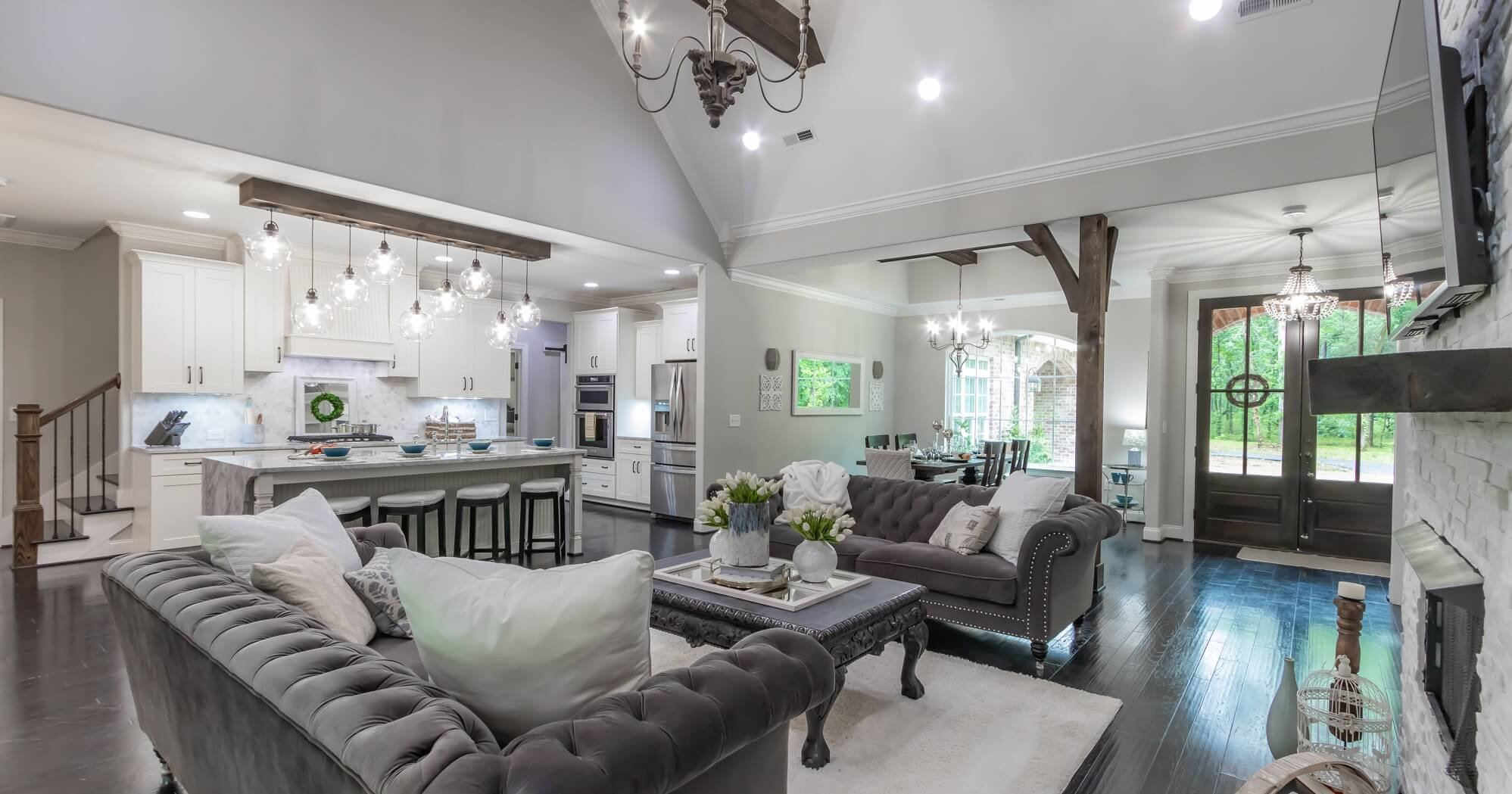 East Nashville luxury home